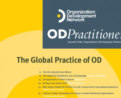 OD Practitioner 2016 vol 48 n3